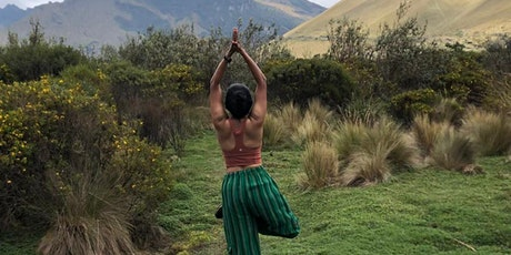 Yoga with flow tickets