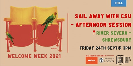 Sail Away with CSU - Afternoon session tickets