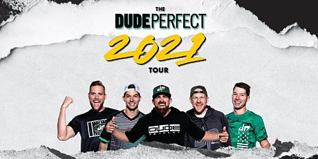 Dude Perfect - Show Volunteers - Raleigh, NC tickets