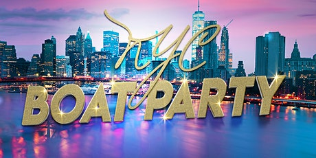 #1  NYC  BOAT PARTY  YACHT CRUISE SATURDAY NIGHT  Statue of liberty Views tickets