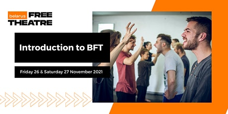 BFT Introductory Training tickets