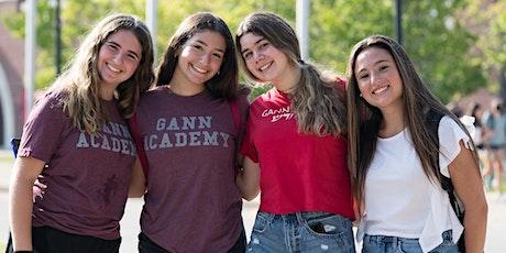Gann Academy Open House tickets