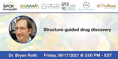 Dr. GPCR  Summit 2021 Presents Dr. Bryan Roth tickets