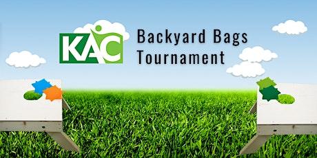Backyard Bags Tournament tickets