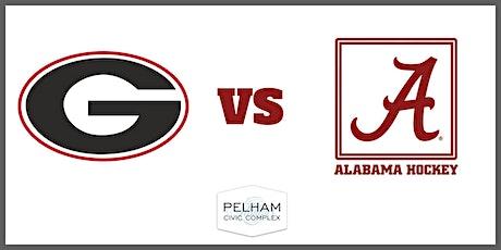 Alabama Hockey (D2) vs Georgia tickets
