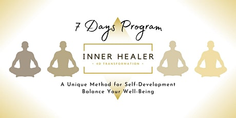FREE 7 Day Well-Being Program for Healing and Transformation tickets