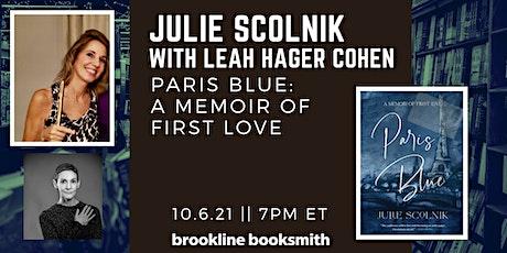 Julie Scolnik with Leah Hager Cohen: Paris Blue tickets
