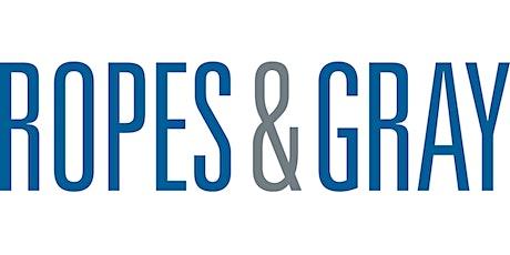 Ropes & Gray - Trainee Recruitment Presentation - All Universities tickets