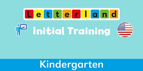 Letterland Initial Kindergarten Virtual Training [1624] tickets