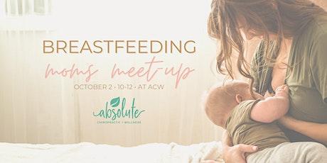 Breastfeeding Moms Meet-up tickets