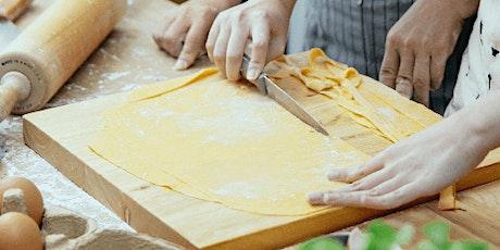 In-person class: Italian Date Night: Handmade Tagliatelle(New Jersey) tickets