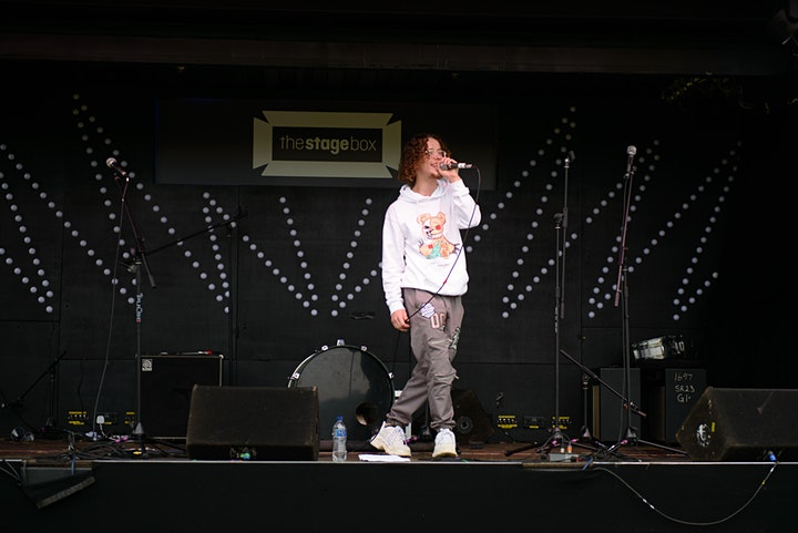 GlastonBlaby Charity Music Festival 2022 image