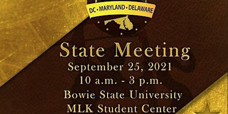 DMD State Meeting 2021 *Brotherhood* tickets