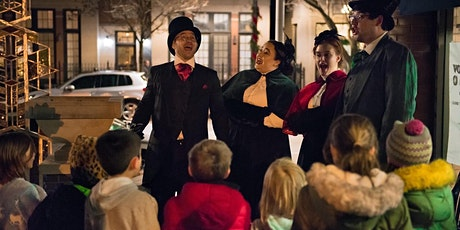 The Chicago Carolers Holiday Family Event (featuring Joliet Santa) tickets