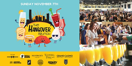 The Hangover Brunch 2021 tickets