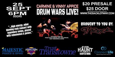 DRUM WARS LIVE! tickets