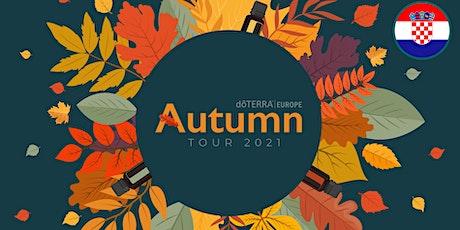 Autumn Tour 2021 - Croatia (Online) tickets
