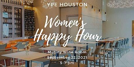 YPE-Houston Women's Happy Hour tickets