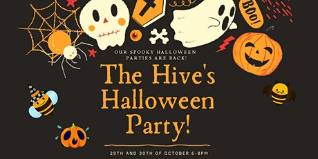 Spooky Saturday Halloween Party at The Hive tickets