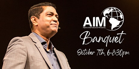 Hope for the Persecuted Church - AIM Banquet 2021 tickets