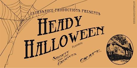 Heady Halloween @ 831 S. Cooper tickets