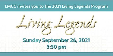 Living Legends 2021 tickets