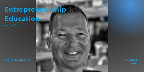 Entrepreneurship Education - Digital Leadership tickets
