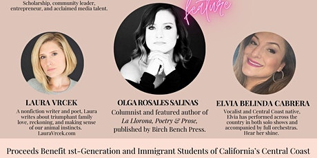 Book Launch + Early Evening Reading: La Llorona Poetry & Prose tickets