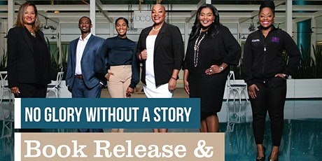 No Glory without a Story Book Release & Author's Virtual Chat tickets