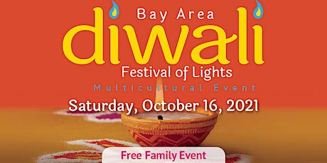 2021 Bay Area Diwali Festival (It's Free!) tickets