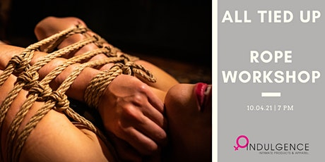 All Tied Up | Rope Workshop tickets