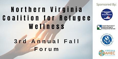 3rd Annual Fall Forum: Building Capacity and Preparing for New Arrivals biglietti