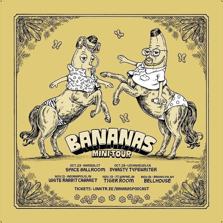 BANANAS Live! with Kurt Braunohler and Scotty Landes image