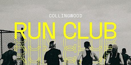 Collingwood Run Club tickets