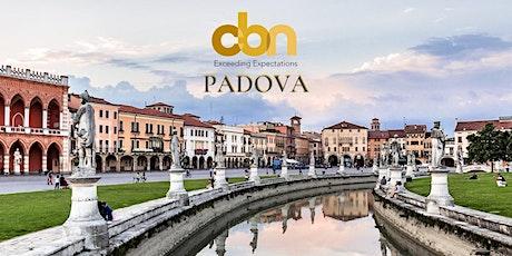 CBN PADOVA  - Business Meeting biglietti