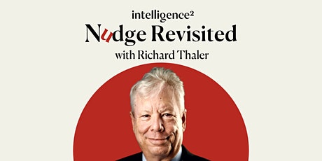 Nudge Revisited with Richard Thaler tickets