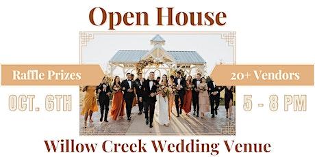 Open House - Willow Creek Wedding Venue tickets