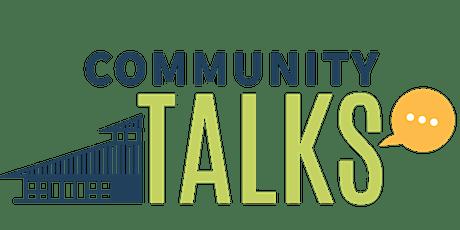 Community Talk - Dyslexia: Myths and Truths tickets