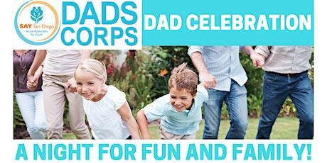 Dad Celebration Family Night tickets