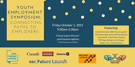 Youth Employment Symposium: Connecting Paths to Employers tickets