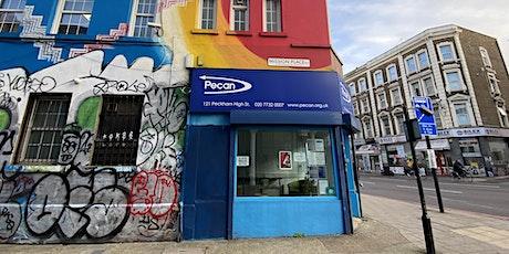 Virtual Tour - Muriel Spark's Ballard of Peckham Rye tickets