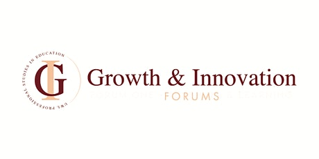 Innovation & Growth Forums tickets