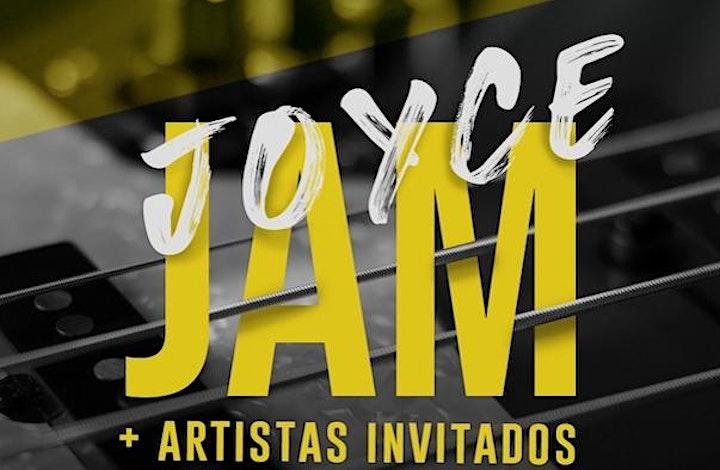 Imagen de JOYCE JAM  - LOS LUNES EN EL SÓTANO - OCTUBRE