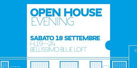 Open House Evening Party biglietti