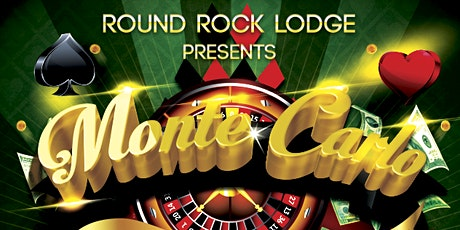 Monte Carlo Night Fundraiser tickets