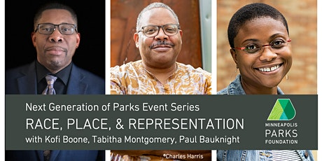 Next Generation of Parks - Race, Place, and Representation tickets