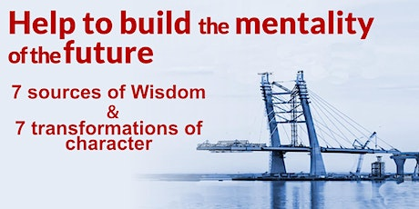 Webinar  Help to build the mentality of the future tickets