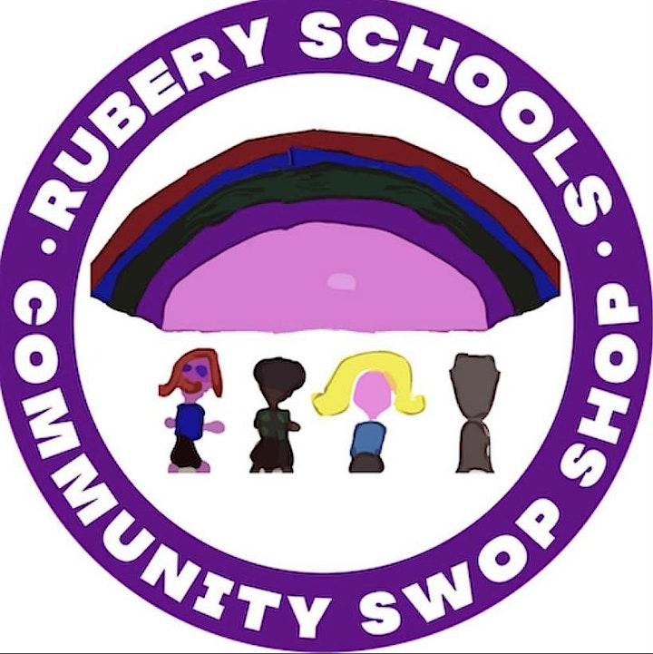 Rubery Swap Shop Charity Quiz image