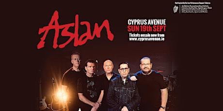 ASLAN tickets