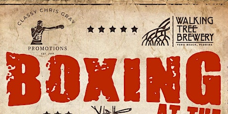 Boxing at the Brewery tickets